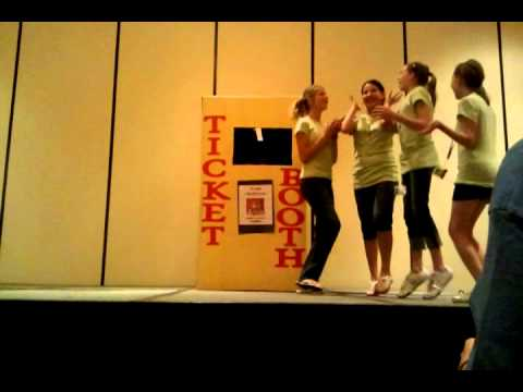 7-8 Drama Performance (North Pointe Church of Christ, LTC 2011) Part 1 of 2
