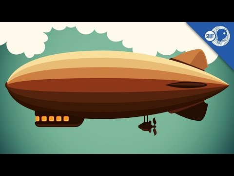The Zeppelin: Where did it come from? | Stuff of Genius