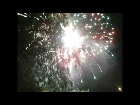 Harris Park London Canada Day Fireworks Finale