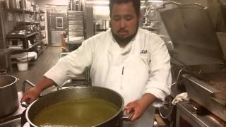 Hector bahena video de puerco con chile verde