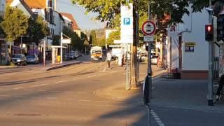 DRK Einsatzfahrt Freiburg