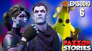 JONESY CREA IL BOMBARDIERE OSCURO! 🎬 FILM 🎬 Fortnite Stories X - EPISODIO 6