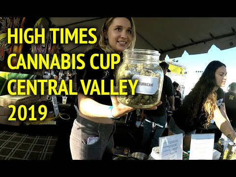High Times Cannabis Cup Central Valley 2019 A First Hand Look