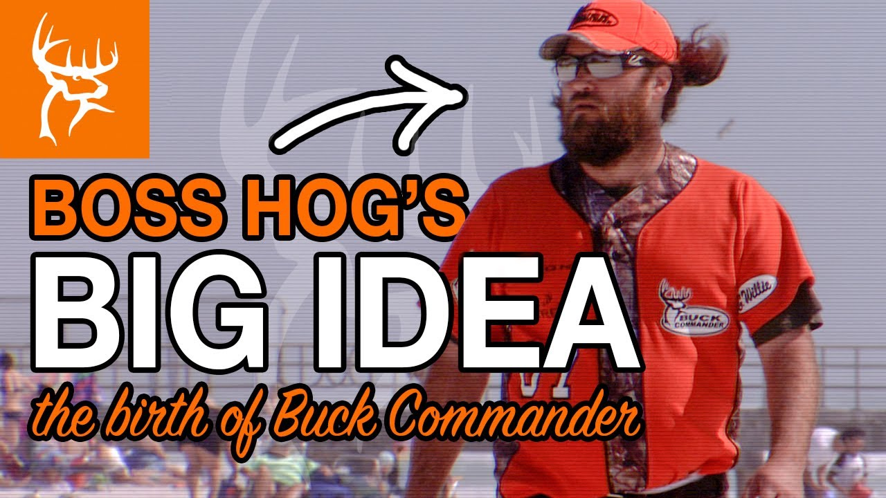 Download BOSS HOG'S BIG IDEA | The First Episode of Buck Commander Ever! | Full Episode