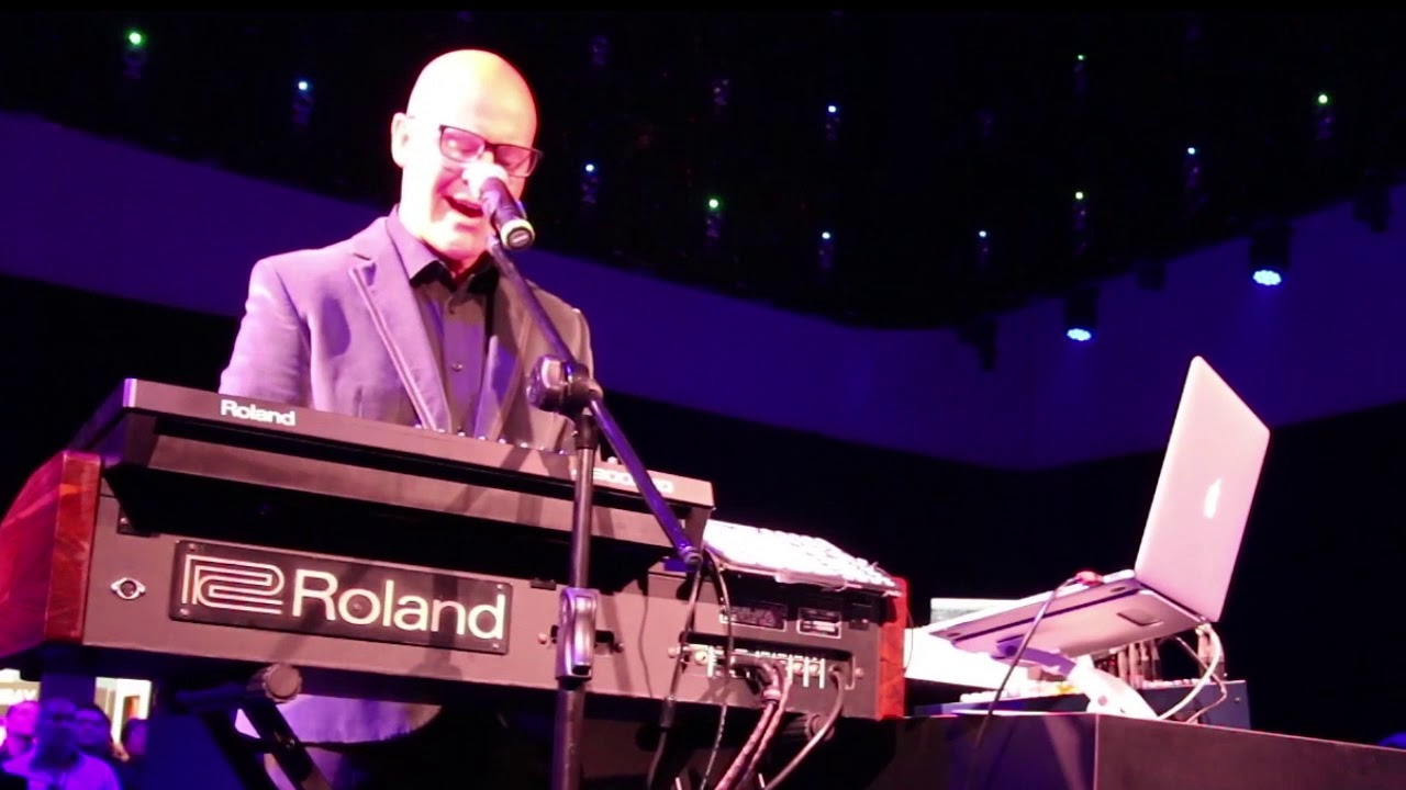 Namm 2018 Thomas Dolby Blinded Me With Science Youtube