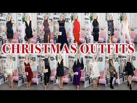 19-christmas-party-outfits:-asos-haul-and-try-on