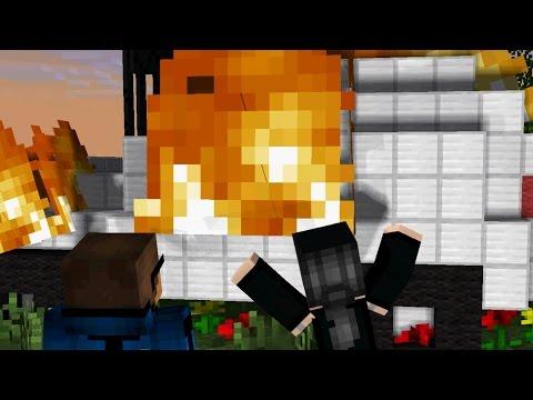 Minecraft - Carrie a její BMW !