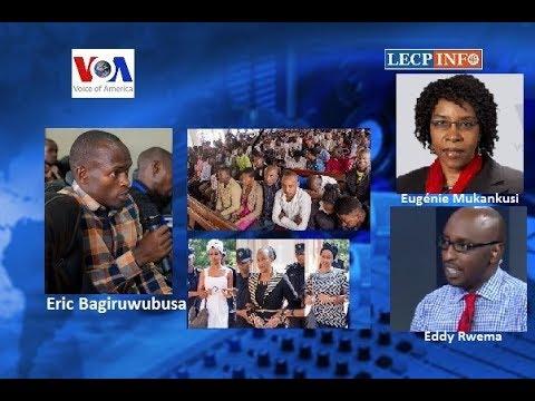 VOA: Diane yongeye gusaba P.Kagame kubafungura, Adeline asobanura impamvu yakomoje kuri jenoside