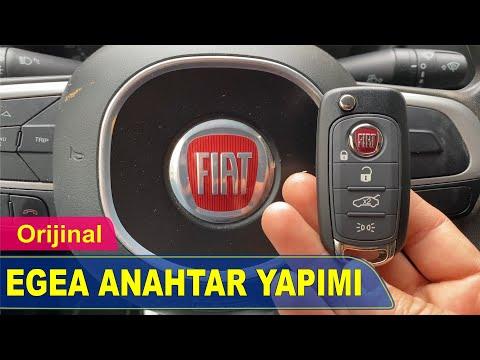 Fiat Egea Anahtar Yapımı | Yedek Kopyalama - Oto Anahtarcı İstanbul