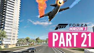 Forza Horizon 3 Walkthrough Part 21 - High Rise Rush Showcase Event! (Xbox One S Gameplay)