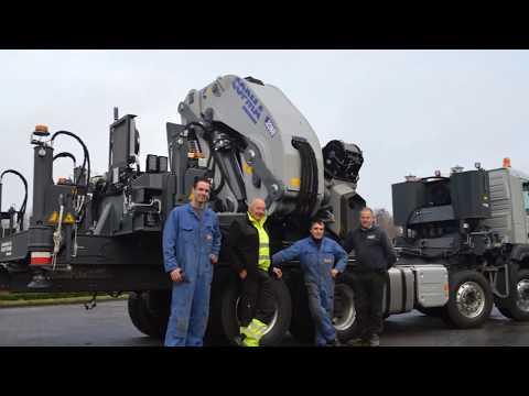 COPMA CRANES 2088, 200 ton/MT