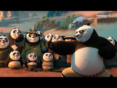 功夫熊貓3 (3D 粵語版) (Kung Fu Panda 3)電影預告