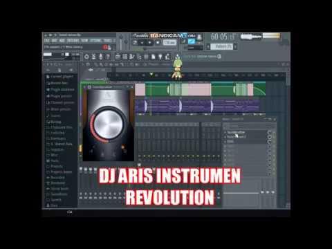 DJ Aris from mauluku Brenti jo b'minum