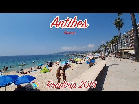 Antibes, France, French Riviera, Roadtrip 2019