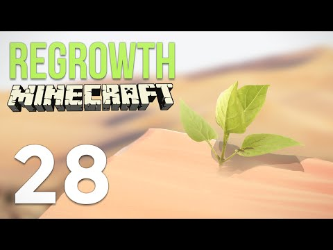 Grinding to the Crucible Furnace | FTB Regrowth | Ep 7