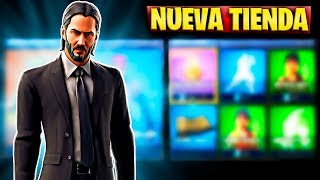 FORTNITE'S NEW STORE TODAY MAY 17 NEW GESTO AND SKIN BY JOHN WICK v2