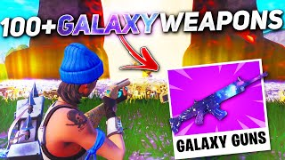 J'ai escroqué ses armes Galaxy 100! (Scammer Obtient Scammed) À Fortnite Save The World Pve