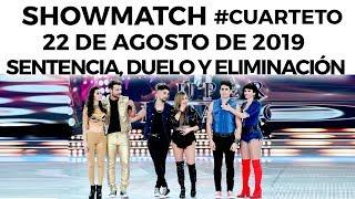 showmatch-programa-22-08-19-cuarteto-sentencia-duelo-y-eliminacin