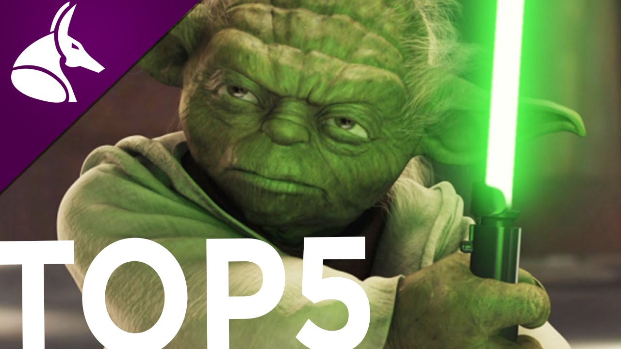 Top 5 Yoda Quotes Star Wars 2016 Maythe4thbewithyou Lorekings