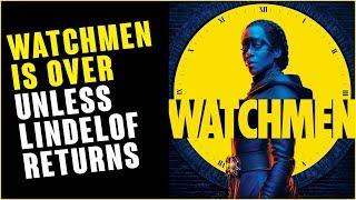 WATCHMEN season 2 is a no-go as Lindelof bails