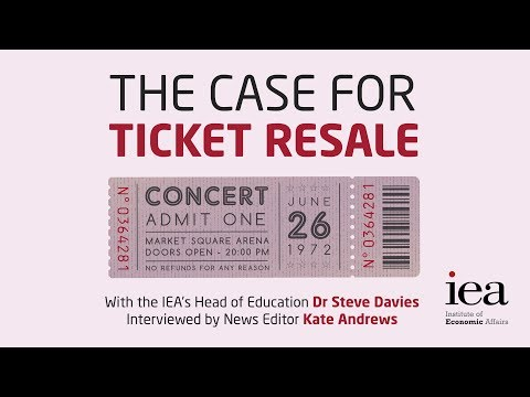 The Case for Ticket Resale Mp3