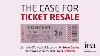 The Case for Ticket Resale
