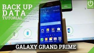 Enable Backup SAMSUNG Galaxy Grand Prime - Google Backup