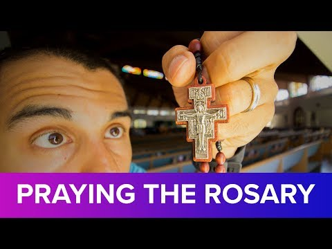 The Rosary - How to pray the holy rosary without getting bored