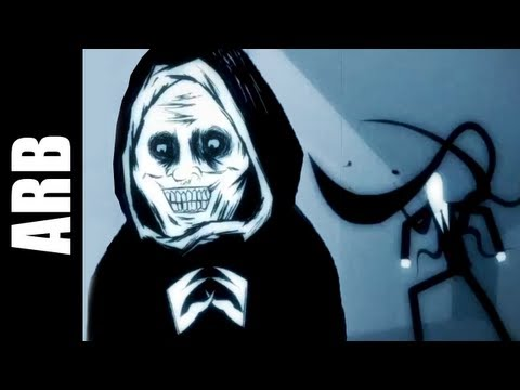 Slender Man vs. Unwanted House Guest - ANIMEME RAP BATTLES (NSFW)