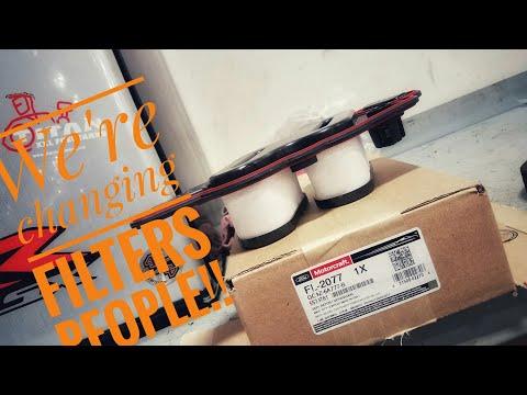 6.7 Powerstroke - Crankcase Vent Box Filter