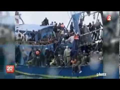 Clandestin de Lampedusa: la polémique