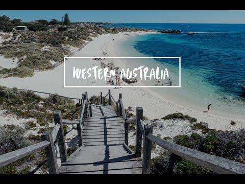 Traveling Western Australia  - Perth 2016 (Fremantle, Swan Valley, Margareth River, Rottnest Island)