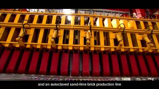Brick making machine factory profile