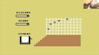 The Lukozer Supreme Shit Game DB - Auf Wiedersehen Pet - Commodore 64