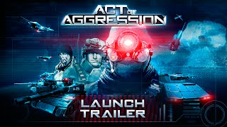 Act of Aggression: Launch Trailer
