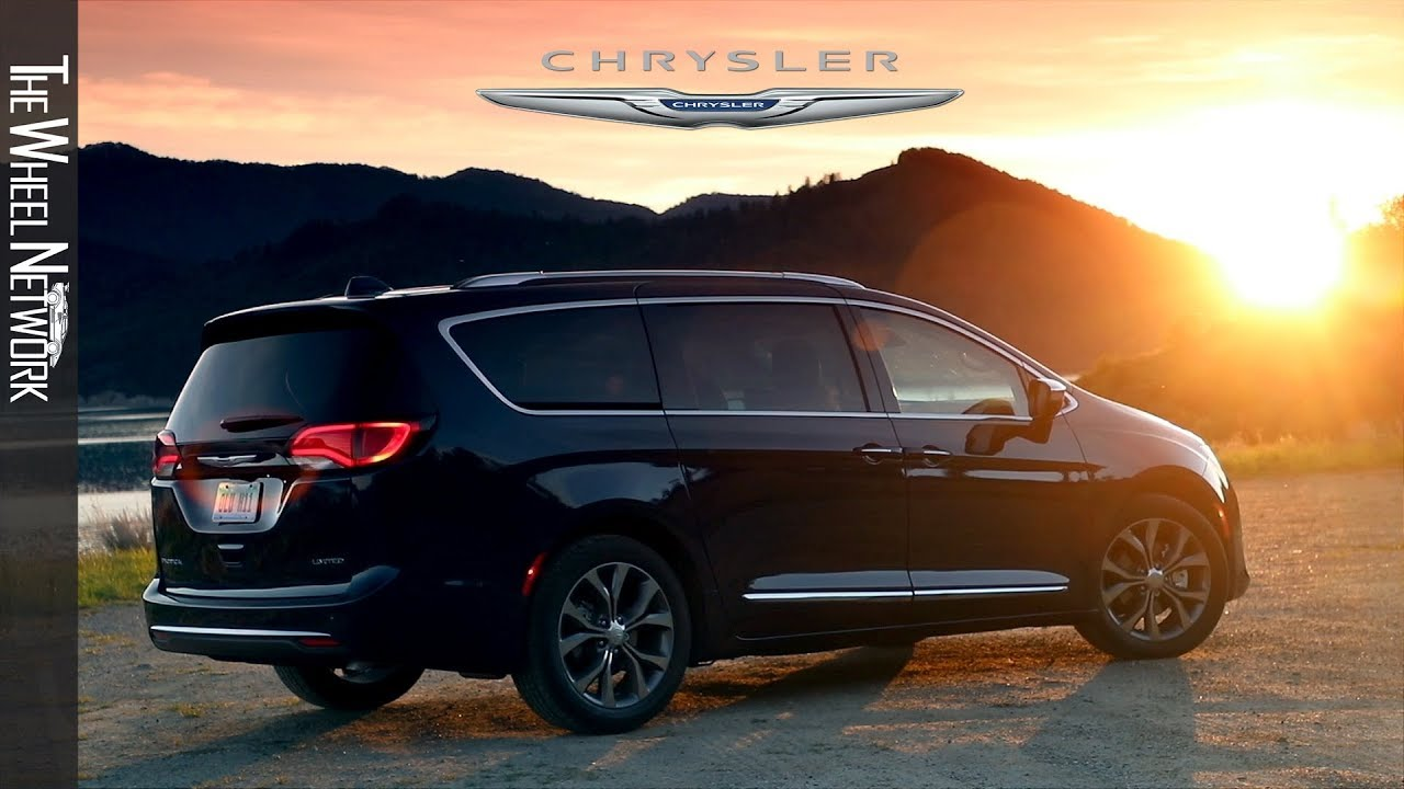 Chrysler Pacifica 2020 Review.2020 Chrysler Pacifica Limited Exterior Interior
