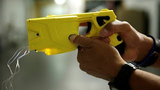Westland Michigan Officer Who Tased Man With Baby Suspended