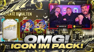 Nächste ICON IM PACK 😱 FIFA 21: Best Of Black Friday Pack Opening 🔥