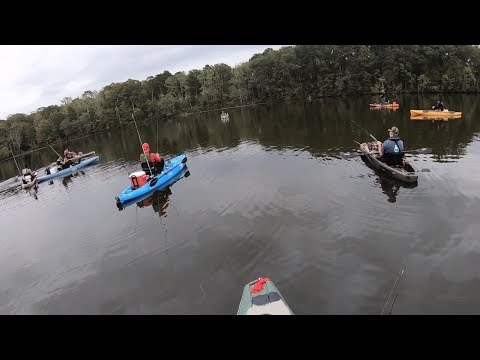 Crappie Fishing  Tuckertown Lake, NC