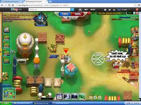 Thor cua hen-rick(bang bang) di cung team lego test