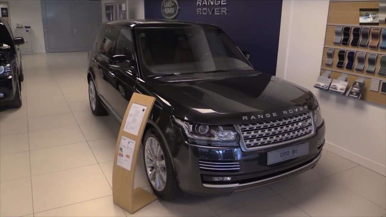 Range Rover Vs Land Rover >> Land Rover Range Rover Long 2016 In Depth Review Interior ...