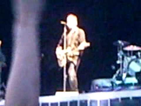 Bruce Springsteen - This Hard Land (Intro) - Munich - 2.7.2009