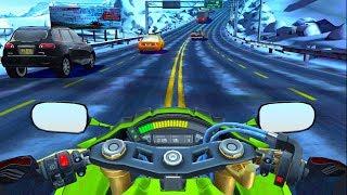 Moto Rider GO: Highway Traffic - Игры про мотоциклы на андроид / Видео
