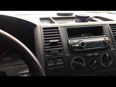 Volkswagen T 5 AXE 2.5 расход топлива зимой