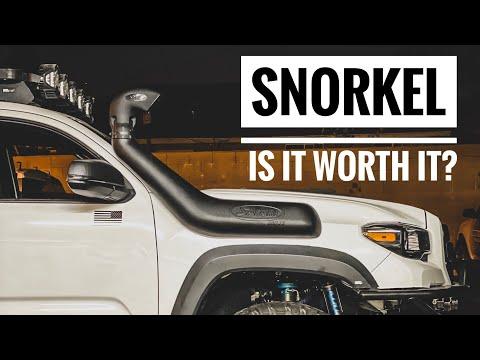 ARB Safari Snorkel Install | Easy Install | Worth Cutting Your Fender?