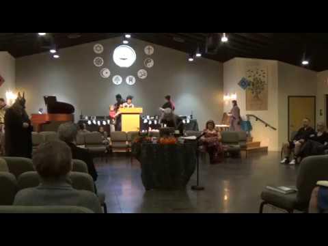 Samhain Service at Buckman Bridge Unitarian Universalist Church