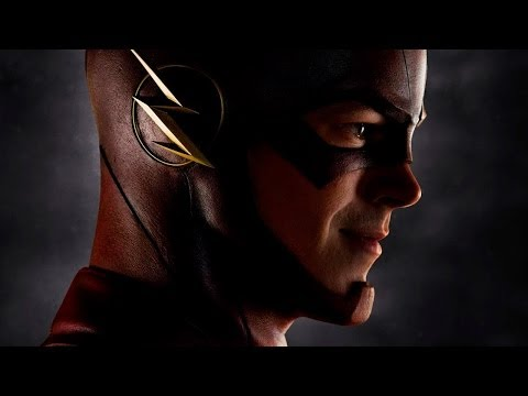 The Flash - Grant Gustin Interview