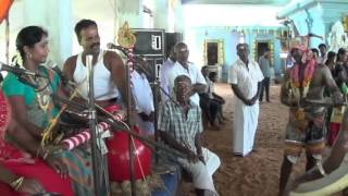 essaki amman kovil kodai sami attam sanganapuram 2014