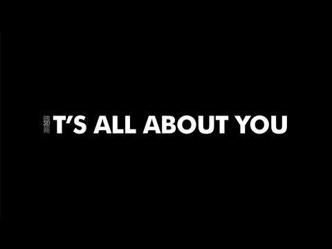 [it's all about you] - EGOIST Kinetic Typography Lyric Video