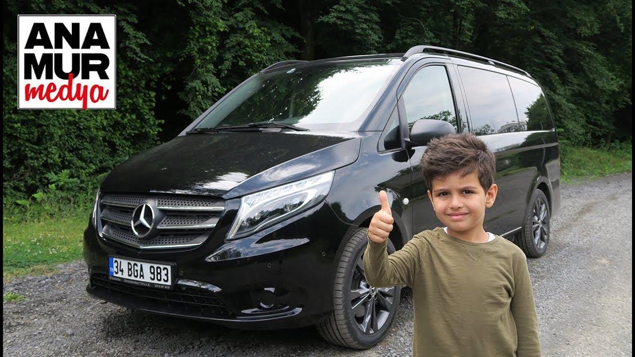 Mercedes-Benz Vito 2018 Baba Oğul Test